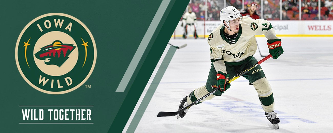 Iowa Wild vs. Grand Rapids
