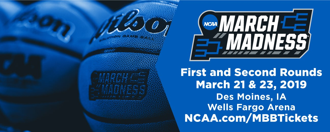 NCAA Division I Men's Basketball First and Second Rounds