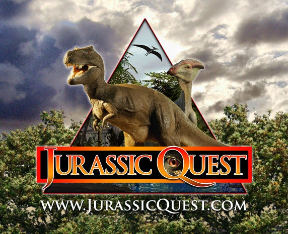 Jurassic Quest Iowa Events Center