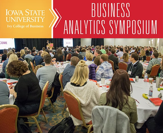 More Info for Business Analytics Symposium