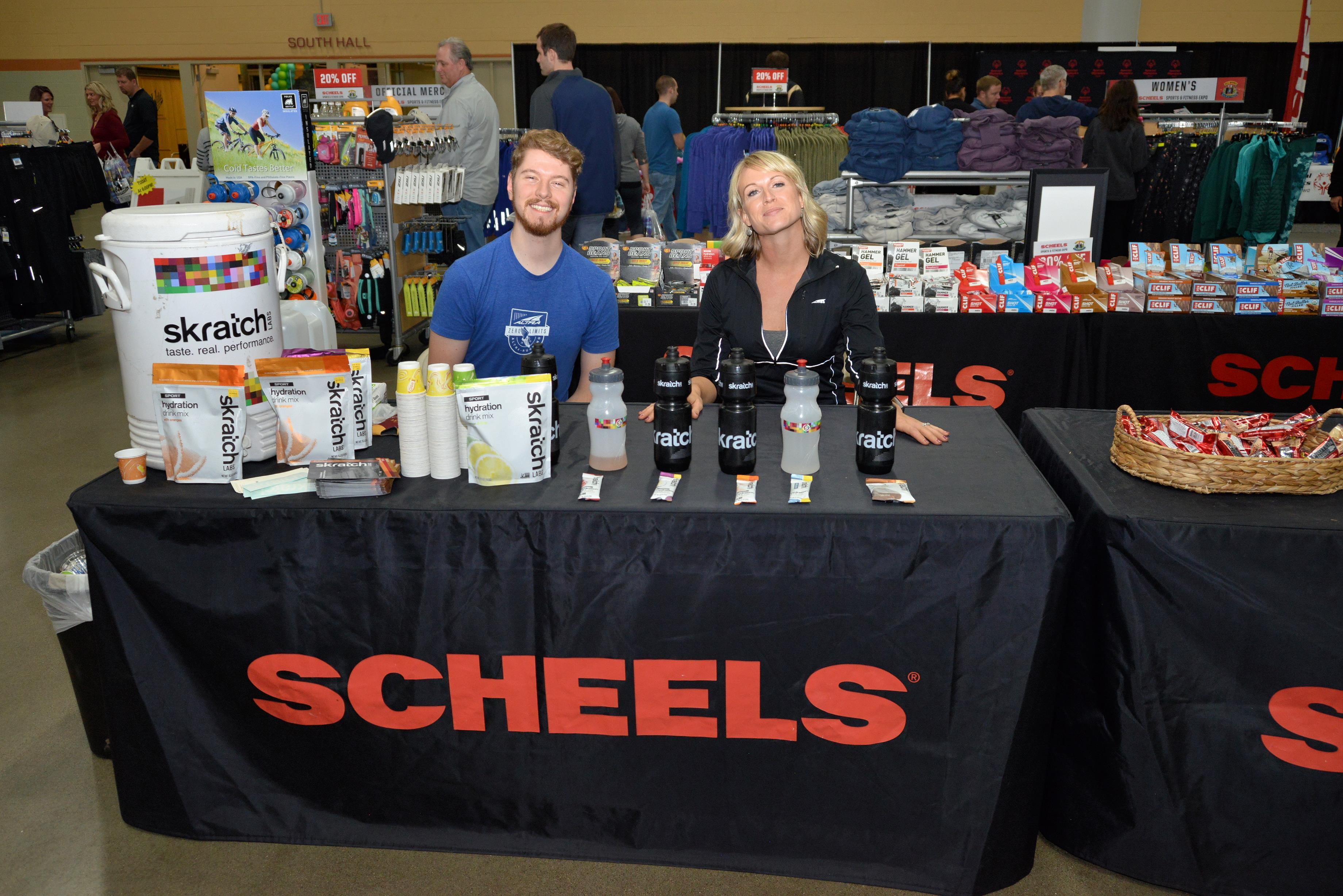 Scheels Sports & Fitness Expo
