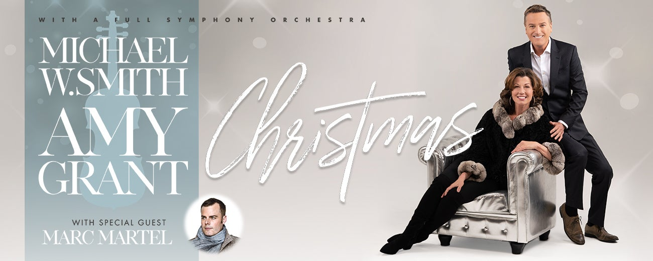 Christmas with Michael W. Smith & Amy Grant
