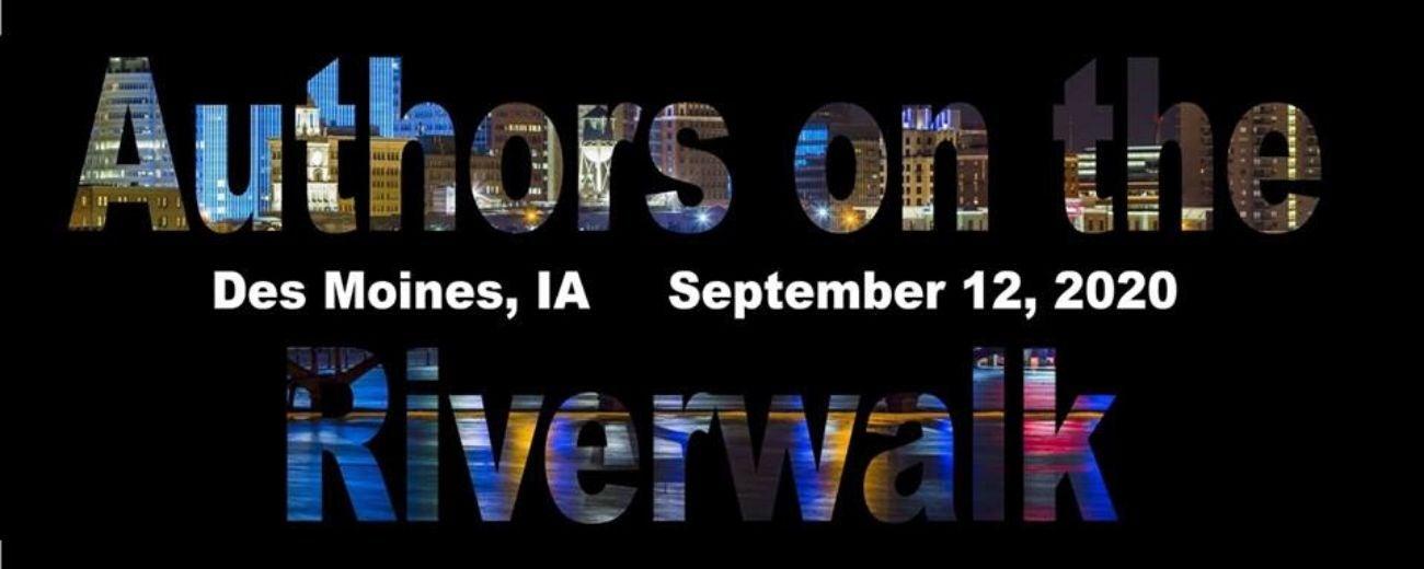 Authors on the Riverwalk