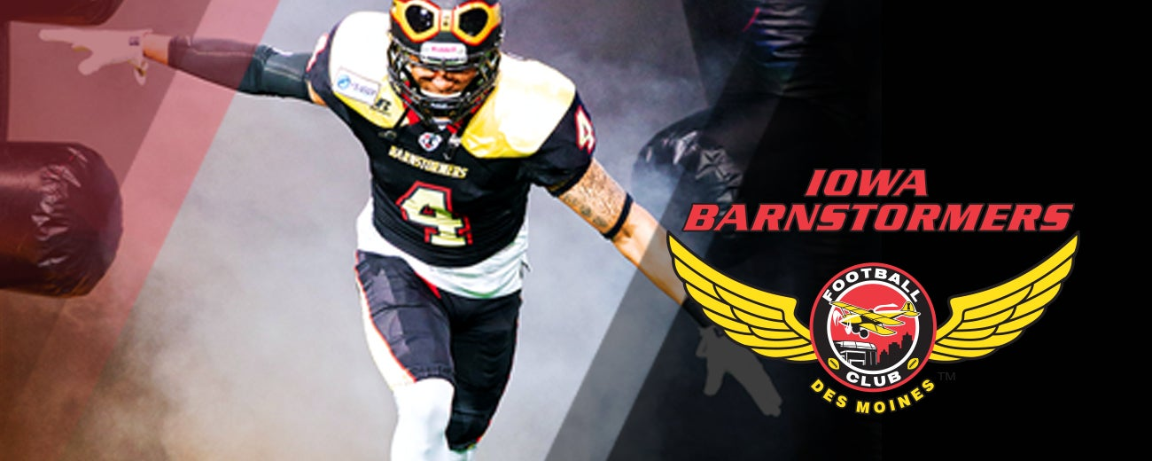 Iowa Barnstormers vs. Arizona Rattlers