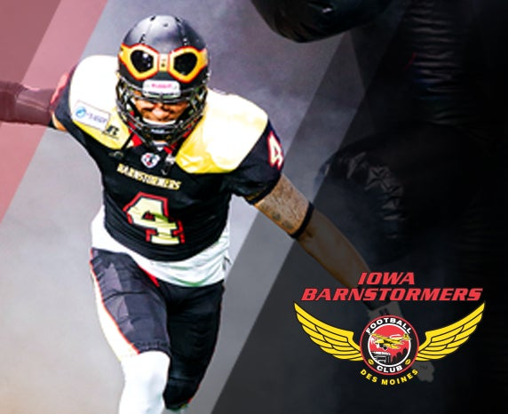 More Info for Iowa Barnstormers vs. Duke City Gladiators