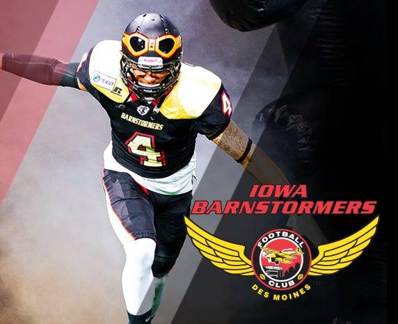 More Info for Iowa Barnstormers vs. Green Bay Blizzard