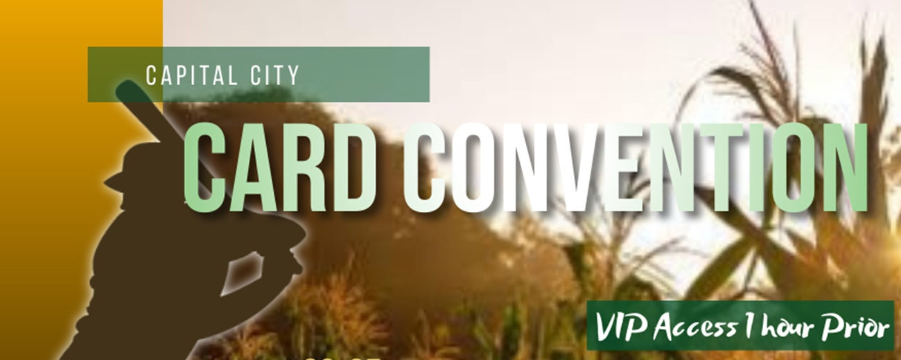 Capital City Card Convention