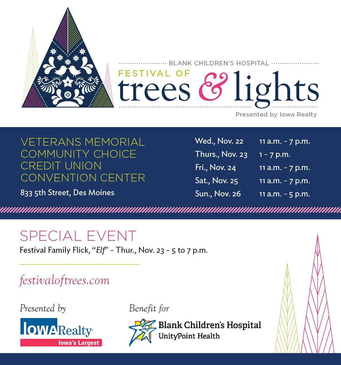 events iowa events center