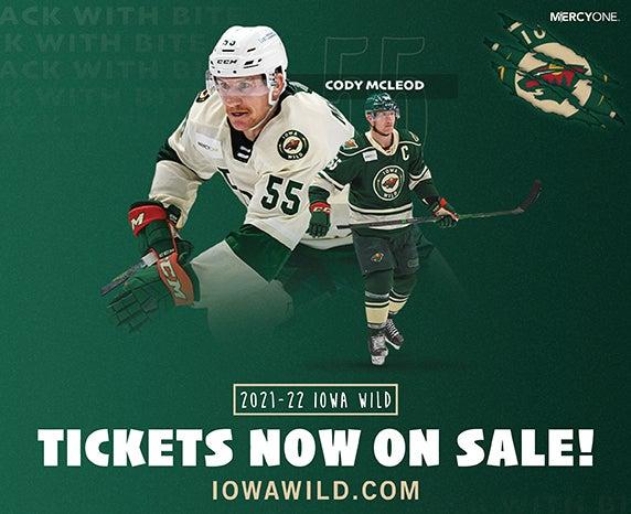 More Info for Iowa Wild vs. Rockford IceHogs