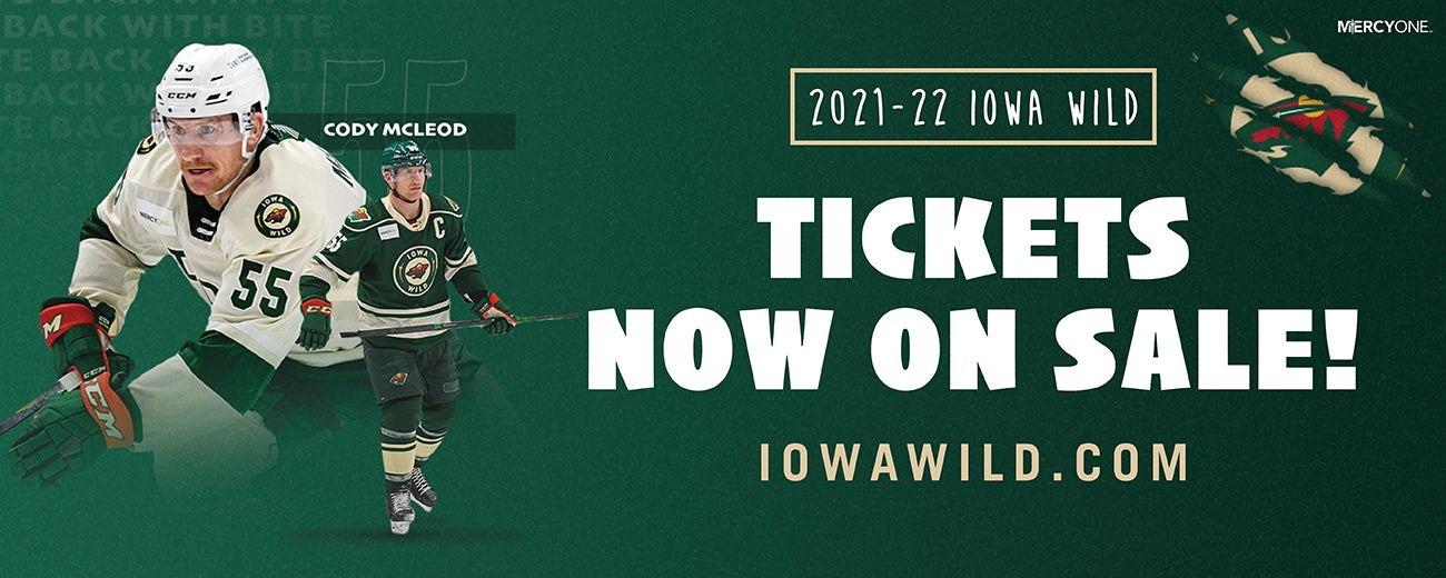 Iowa Wild vs. Chicago Wolves
