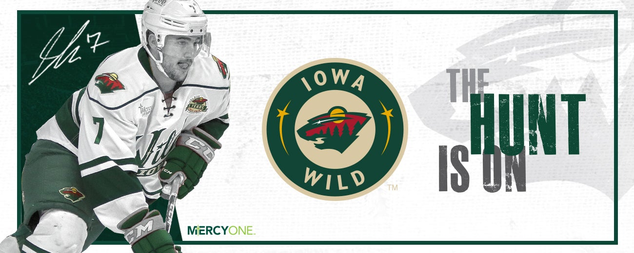 Iowa Wild vs. Tucson Roadrunners