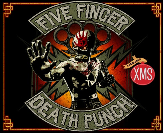 More Info for Five Finger Death Punch Cancels Des Moines Show
