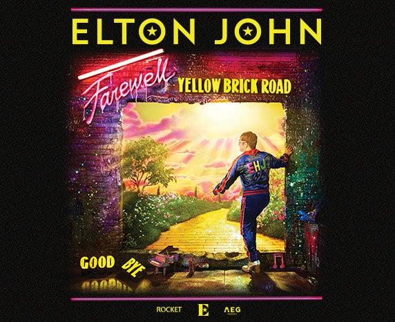 More Info for Elton John Farewell Yellow Brick Road