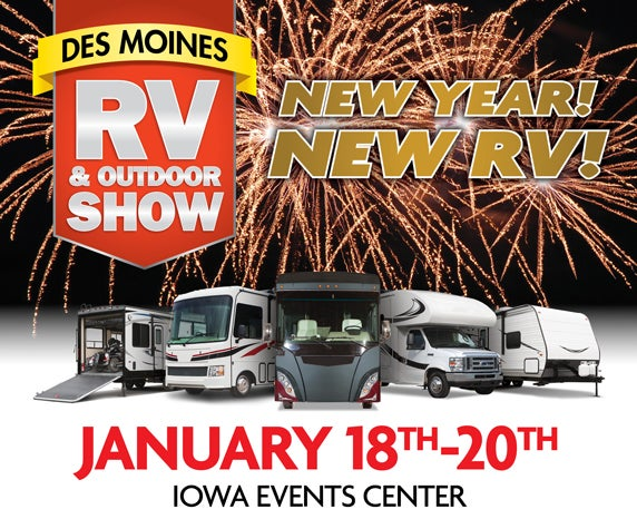 More Info for Des Moines RV & Outdoor Show