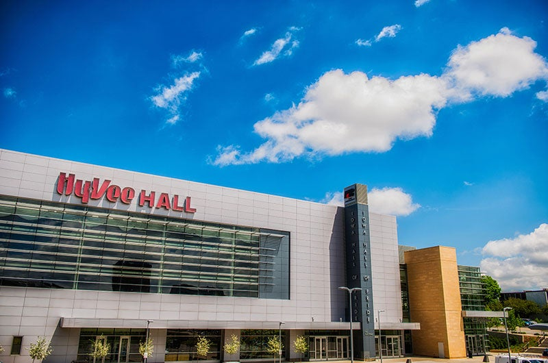 """2021 Iowa State SHRM Conference """"HR All In!"""""""