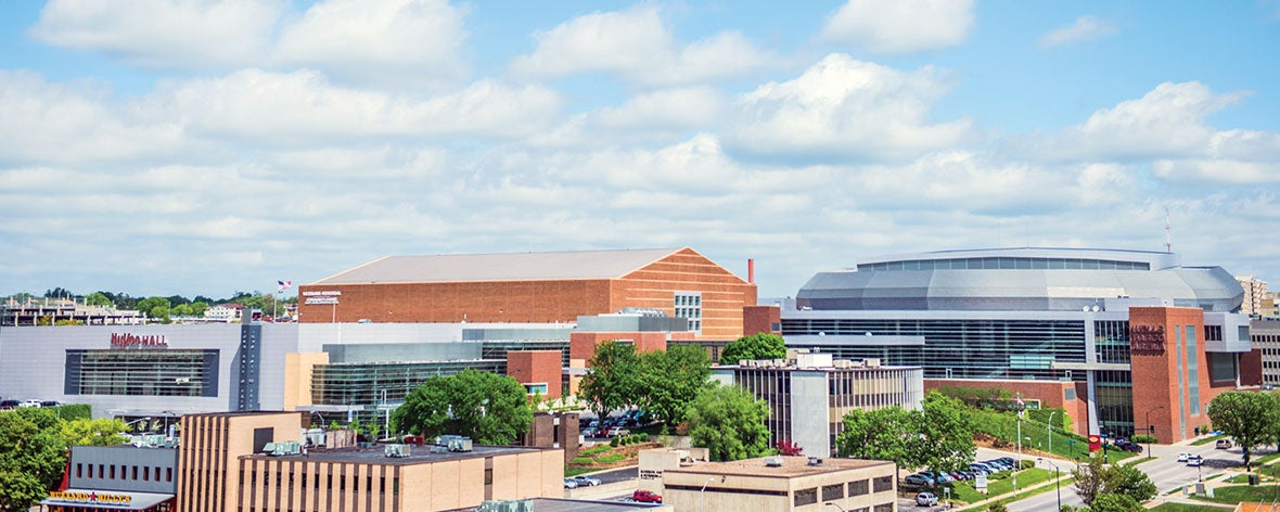 About Iowa Events Center