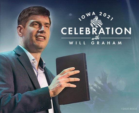 More Info for Iowa Celebration with Will Graham