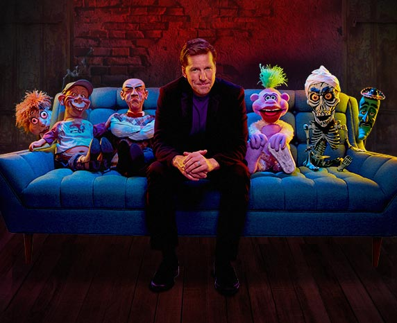 More Info for Jeff Dunham returns to Wells Fargo Arena April 1