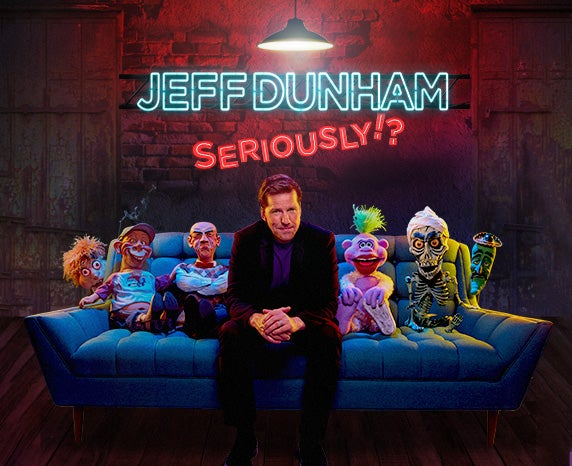 More Info for Jeff Dunham: Seriously!? World Tour