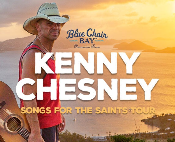 More Info for Kenny Chesney: Songs for the Saints Tour