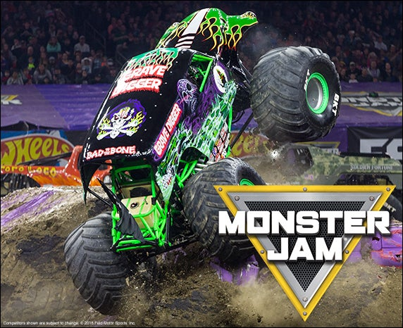 More Info for Monster Jam - CANCELED