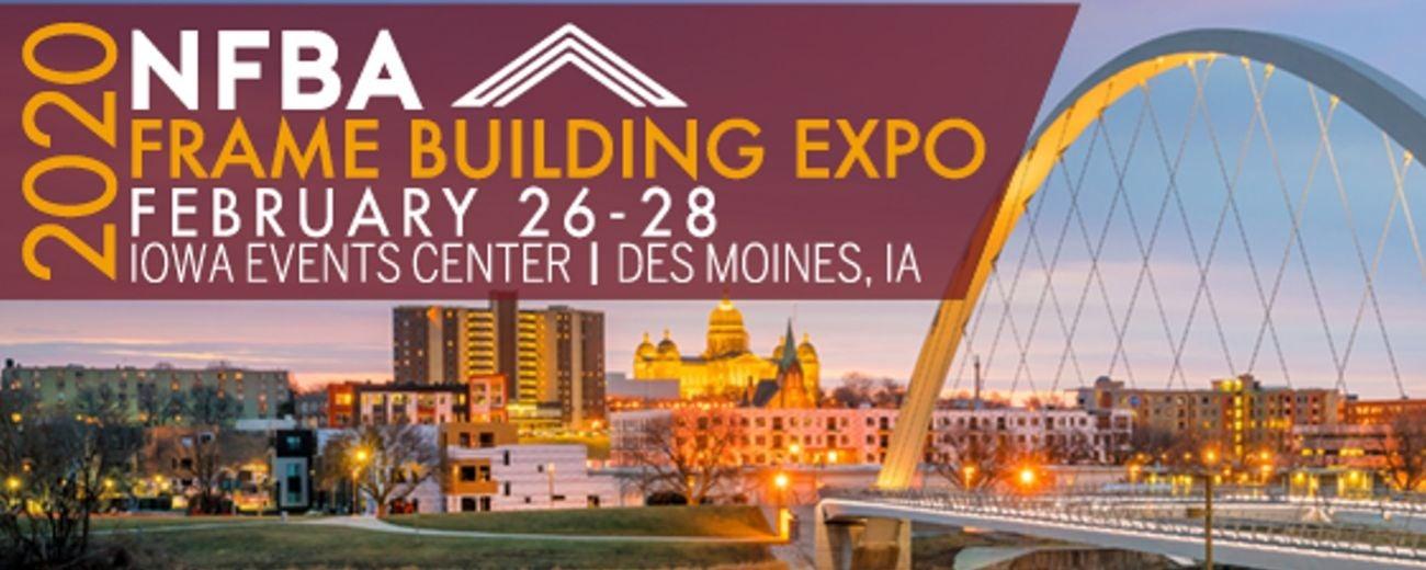 NFBA Frame Building Expo