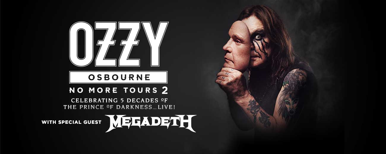 Ozzy Osbourne - CANCELLED