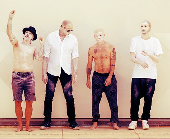 More Info for Red Hot Chili Peppers Announce May 23 concert at Wells Fargo Arena