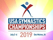 More Info for 2019 USA GYMNASTICS CHAMPIONSHIPS