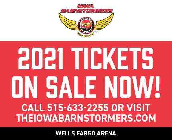 More Info for Iowa Barnstormers vs. Duke City Gladiators