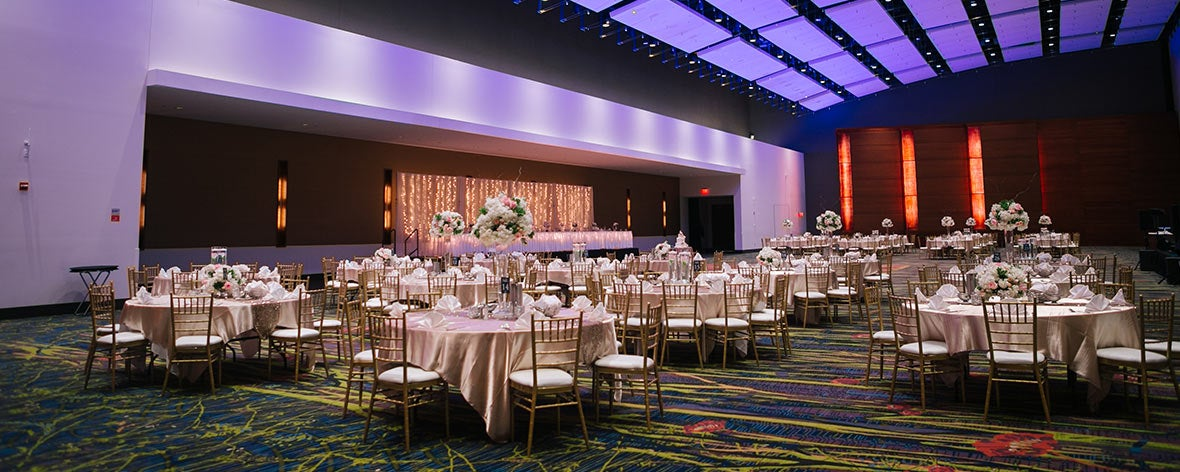 Weddings Iowa Events Center