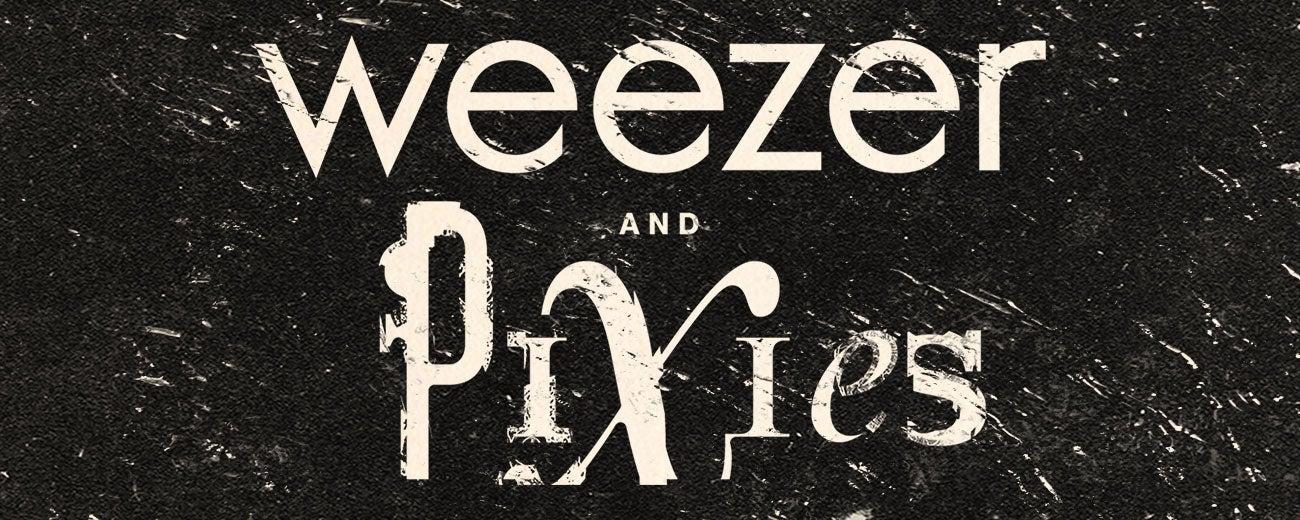 Weezer and Pixies