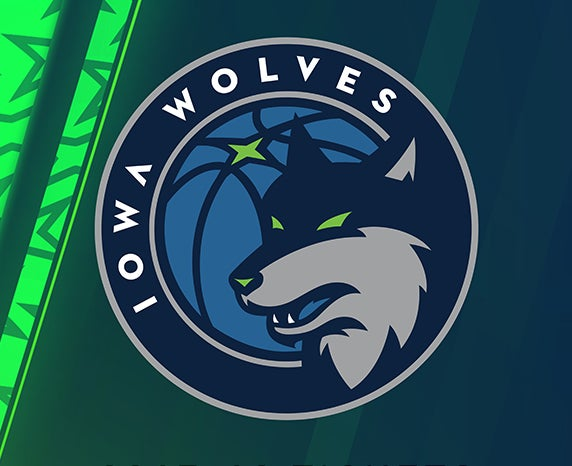 More Info for Timberwolves Unveil New Team Name and Identity for NBA Development Affiliate Iowa Wolves
