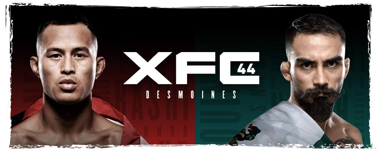 Xtreme Fighting Championships 44