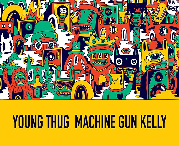 More Info for Young Thug & Machine Gun Kelly