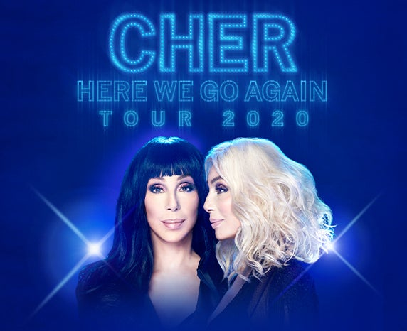 More Info for Cher Here We Go Again Tour
