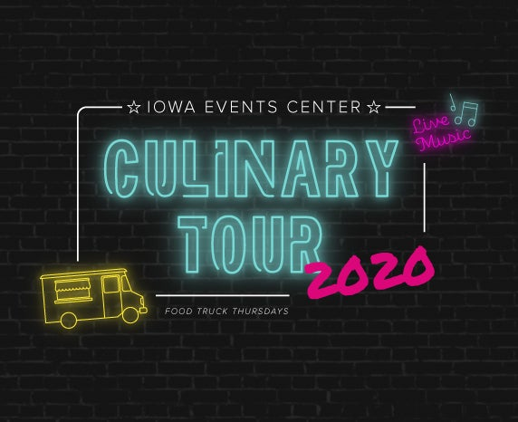 More Info for FOOD TRUCK THURSDAY EVENT TO BE HELD AT IOWA EVENTS CENTER PARKING LOT  SEPTEMBER 17 AND 24
