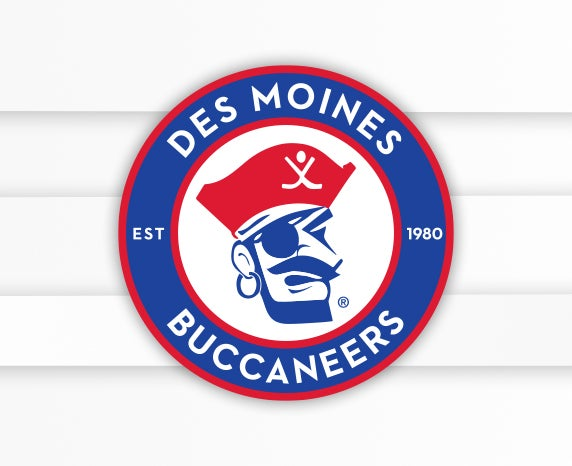 More Info for Des Moines Buccaneers vs. Sioux Falls