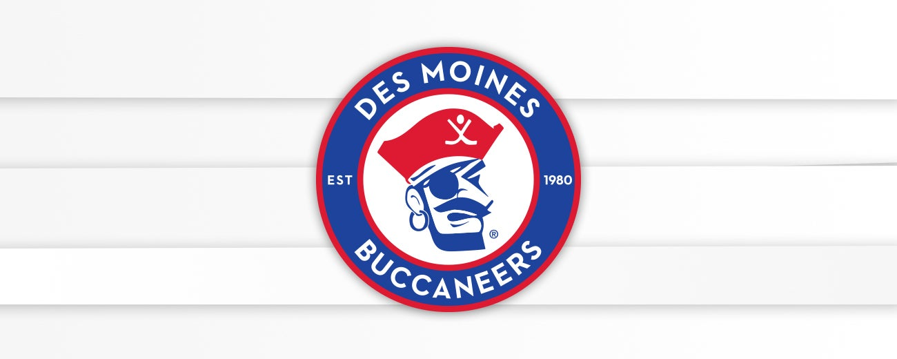 Des Moines Buccaneers vs Waterloo