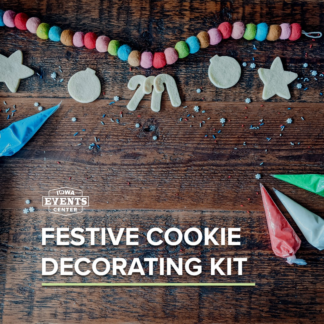 More Info for Festive Cookie Decorating Kit