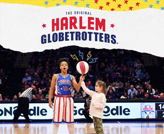 More Info for Harlem Globetrotters - POSTPONED TBD DATE