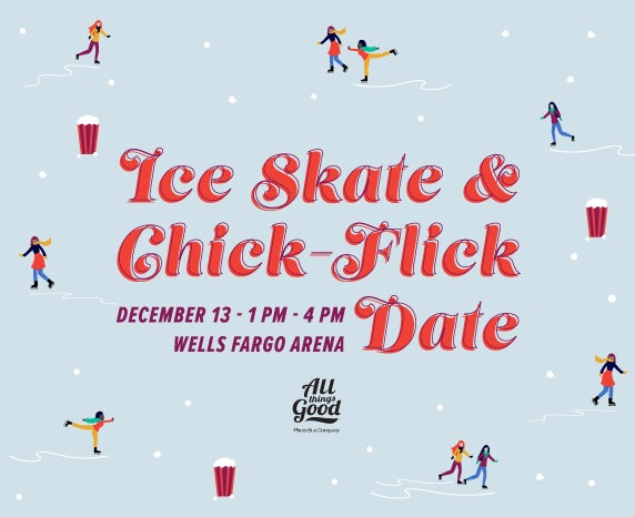 More Info for Ice Skate & Chick Flick Date