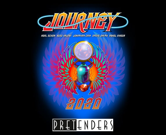 More Info for Journey with The Pretenders